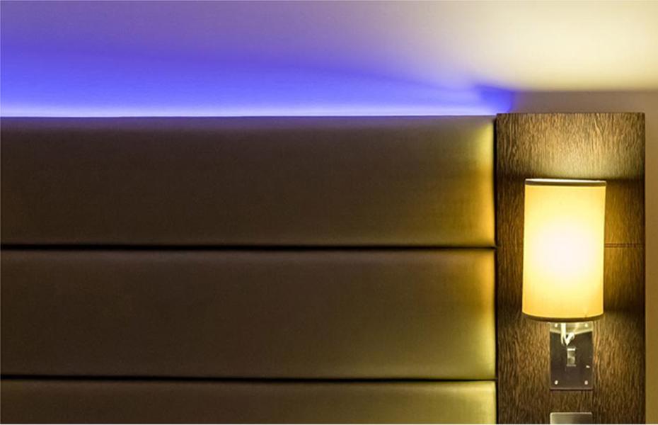 9,9€ από 29,9€ για Αυτοκόλλητη Ταινία LED με Πολύχρωμο Φωτισμό 1m και Τηλεχειριστήριο GloBrite